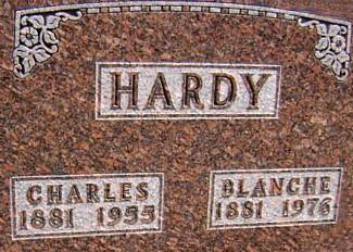 HARDY, BLANCHE E. - Ringgold County, Iowa | BLANCHE E. HARDY