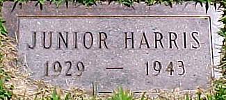 HARRIS, JUNIOR - Ringgold County, Iowa | JUNIOR HARRIS