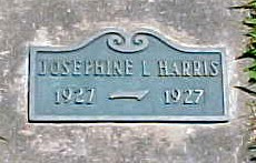 HARRIS, JOSEPHINE L. - Ringgold County, Iowa | JOSEPHINE L. HARRIS