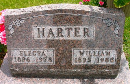 HARTER, ELECTA - Ringgold County, Iowa   ELECTA HARTER