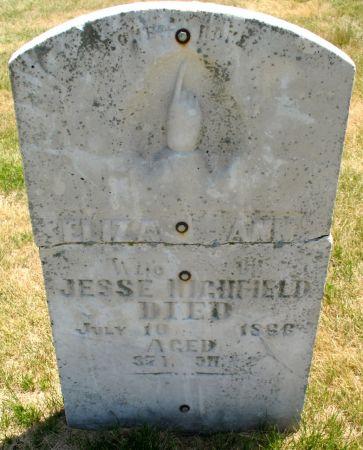 HIGHFIELD, ELIZA ANN - Ringgold County, Iowa | ELIZA ANN HIGHFIELD