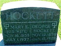 HOCKETT, GEORGE - Ringgold County, Iowa | GEORGE HOCKETT