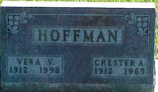 NYE HOFFMAN, VERA V. - Ringgold County, Iowa | VERA V. NYE HOFFMAN