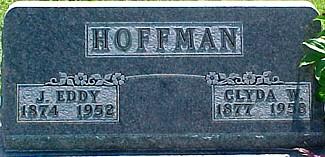 WAUGH HOFFMAN, CLYDA MAY - Ringgold County, Iowa | CLYDA MAY WAUGH HOFFMAN