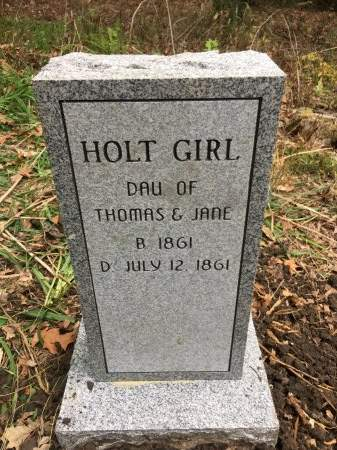 HOLT, GIRL - Ringgold County, Iowa | GIRL HOLT