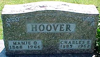 HOOVER, CHARLES EDWARD - Ringgold County, Iowa | CHARLES EDWARD HOOVER