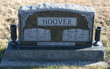 HOOVER, RALPH - Ringgold County, Iowa | RALPH HOOVER