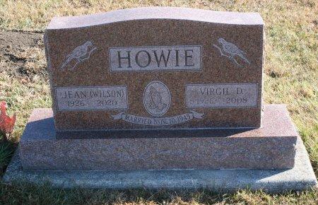 HOWIE, VIRGIL - Ringgold County, Iowa | VIRGIL HOWIE
