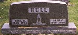 HULL, NINA MAY (BAIRD) - Ringgold County, Iowa | NINA MAY (BAIRD) HULL