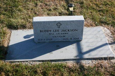 JACKSON, BUDDY - Ringgold County, Iowa   BUDDY JACKSON