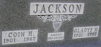 JACKSON, GLADYS H. - Ringgold County, Iowa | GLADYS H. JACKSON