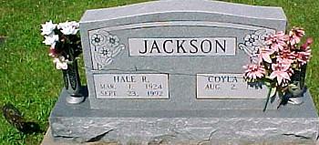 JACKSON, HALE R. - Ringgold County, Iowa | HALE R. JACKSON