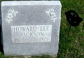 JACKSON, HOWARD LEE - Ringgold County, Iowa | HOWARD LEE JACKSON