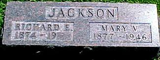 JACKSON, RICHARD E. - Ringgold County, Iowa | RICHARD E. JACKSON