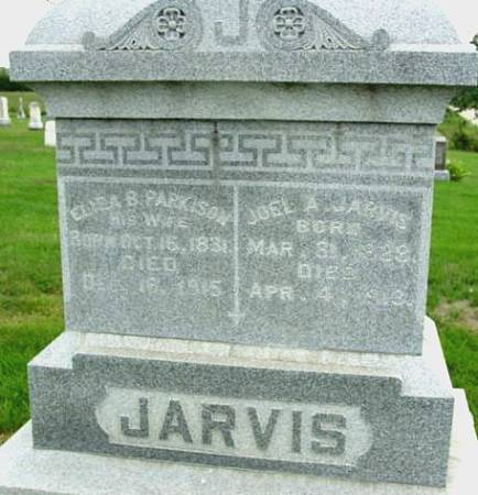 JARVIS, ELIZA B. (PARKISON) - Ringgold County, Iowa | ELIZA B. (PARKISON) JARVIS