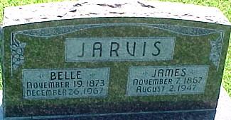 JARVIS, BELLE - Ringgold County, Iowa | BELLE JARVIS