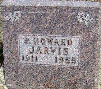 JARVIS, P. HOWARD - Ringgold County, Iowa   P. HOWARD JARVIS