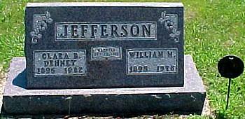 JEFFERSON, CLARA BERNICE (DENNEY) - Ringgold County, Iowa | CLARA BERNICE (DENNEY) JEFFERSON