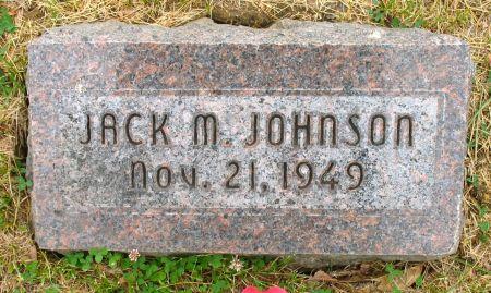 JOHNSON, JACK M. - Ringgold County, Iowa   JACK M. JOHNSON