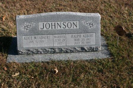 JOHNSON, RALPH - Ringgold County, Iowa | RALPH JOHNSON