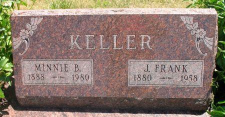 KELLER, JESSE FRANKLIN - Ringgold County, Iowa   JESSE FRANKLIN KELLER
