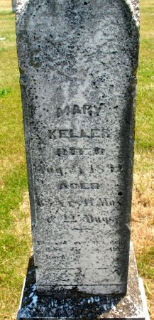 KELLER, MARY - Ringgold County, Iowa | MARY KELLER