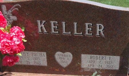 KELLER, ROBERT E - Ringgold County, Iowa   ROBERT E KELLER