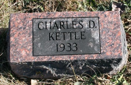KETTLE, CHARLES - Ringgold County, Iowa   CHARLES KETTLE