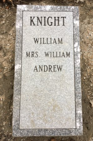 KNIGHT, MRS. WILLIAM - Ringgold County, Iowa | MRS. WILLIAM KNIGHT