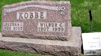 STILL KOBBE, LEUCENA I. - Ringgold County, Iowa | LEUCENA I. STILL KOBBE