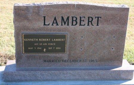 LAMBERT, KENNETH - Ringgold County, Iowa   KENNETH LAMBERT