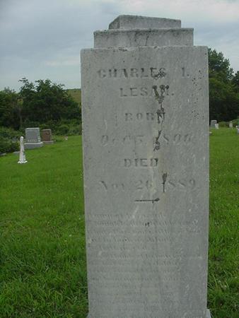 LESAN, CHARLES I. - Ringgold County, Iowa | CHARLES I. LESAN