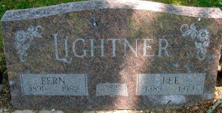 LIGHTNER, FERN - Ringgold County, Iowa | FERN LIGHTNER