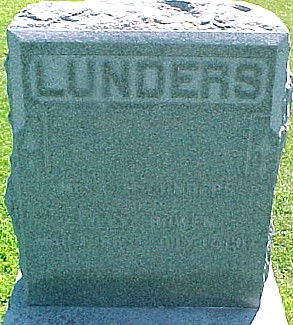 LUNDERS, LILLY - Ringgold County, Iowa | LILLY LUNDERS