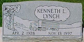LYNCH, KENNETH LAVELLE - Ringgold County, Iowa   KENNETH LAVELLE LYNCH