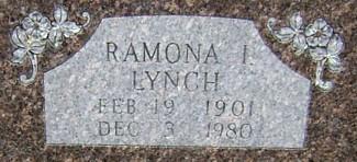 LYNCH, RAMONA IONE (SMITH) - Ringgold County, Iowa | RAMONA IONE (SMITH) LYNCH