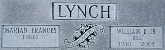 LYNCH, WILLIAM E.