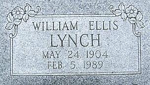 LYNCH, WILLIAM