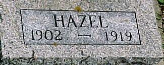 MAIN, HAZEL - Ringgold County, Iowa | HAZEL MAIN