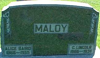 BAIRD MALOY, EMMA