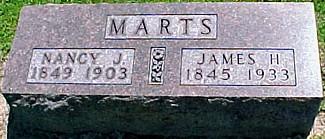 MARTS, JAMES HARVEY - Ringgold County, Iowa | JAMES HARVEY MARTS