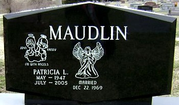 LYNCH MAUDLIN, PATRICIA LOUISE - Ringgold County, Iowa | PATRICIA LOUISE LYNCH MAUDLIN