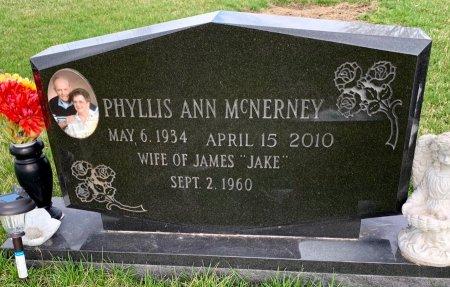 MCNERNEY, PHYLLIS ANN - Ringgold County, Iowa | PHYLLIS ANN MCNERNEY