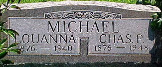 GRIFFITH MICHAEL, LOUANNA - Ringgold County, Iowa | LOUANNA GRIFFITH MICHAEL