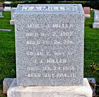 MILLER, SUSAN ELIZABETH (MACKEY) - Ringgold County, Iowa | SUSAN ELIZABETH (MACKEY) MILLER