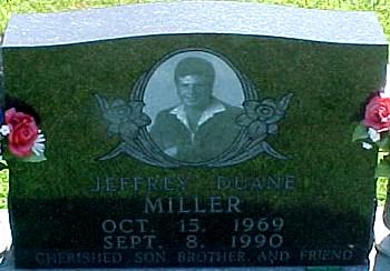 MILLER, JEFFREY DUANE - Ringgold County, Iowa | JEFFREY DUANE MILLER