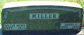 MILLER, OLLIE