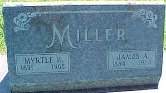 MILLER, MYRTLE R. - Ringgold County, Iowa | MYRTLE R. MILLER