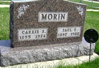 MORIN, PAUL E. - Ringgold County, Iowa | PAUL E. MORIN
