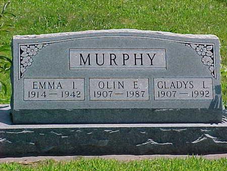 MURPHY, EMMA I - Ringgold County, Iowa | EMMA I MURPHY